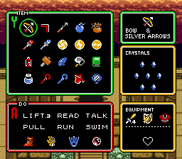 Inventory and menu screen edit Invent12