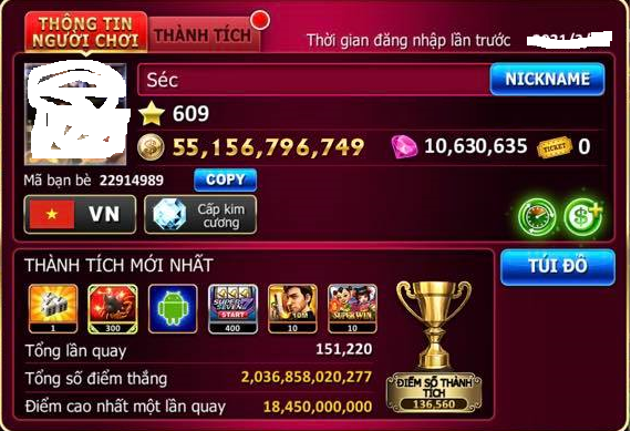 Hack Golden HoYeah Slots miễn phí 2021 - Page 8 1234510