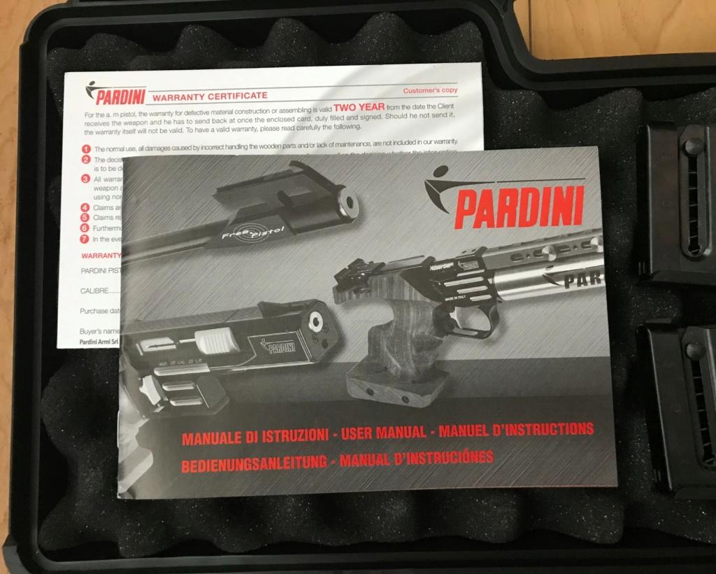 "SOLD - Pardini SP Bullseye 5"", Ultradot, 6 Magazines Img_2414"