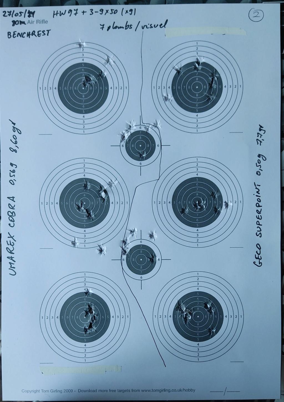 GECO 4,5mm / .177 + trois autres dans  HW97K  - Page 3 Img_2081
