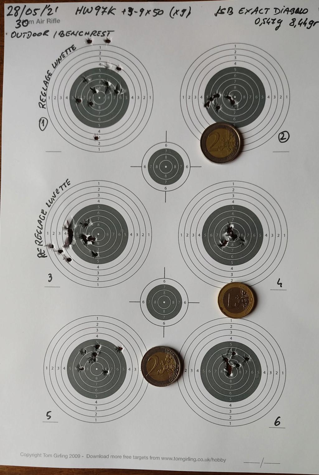 GECO 4,5mm / .177 + trois autres dans  HW97K  - Page 3 Img_2086