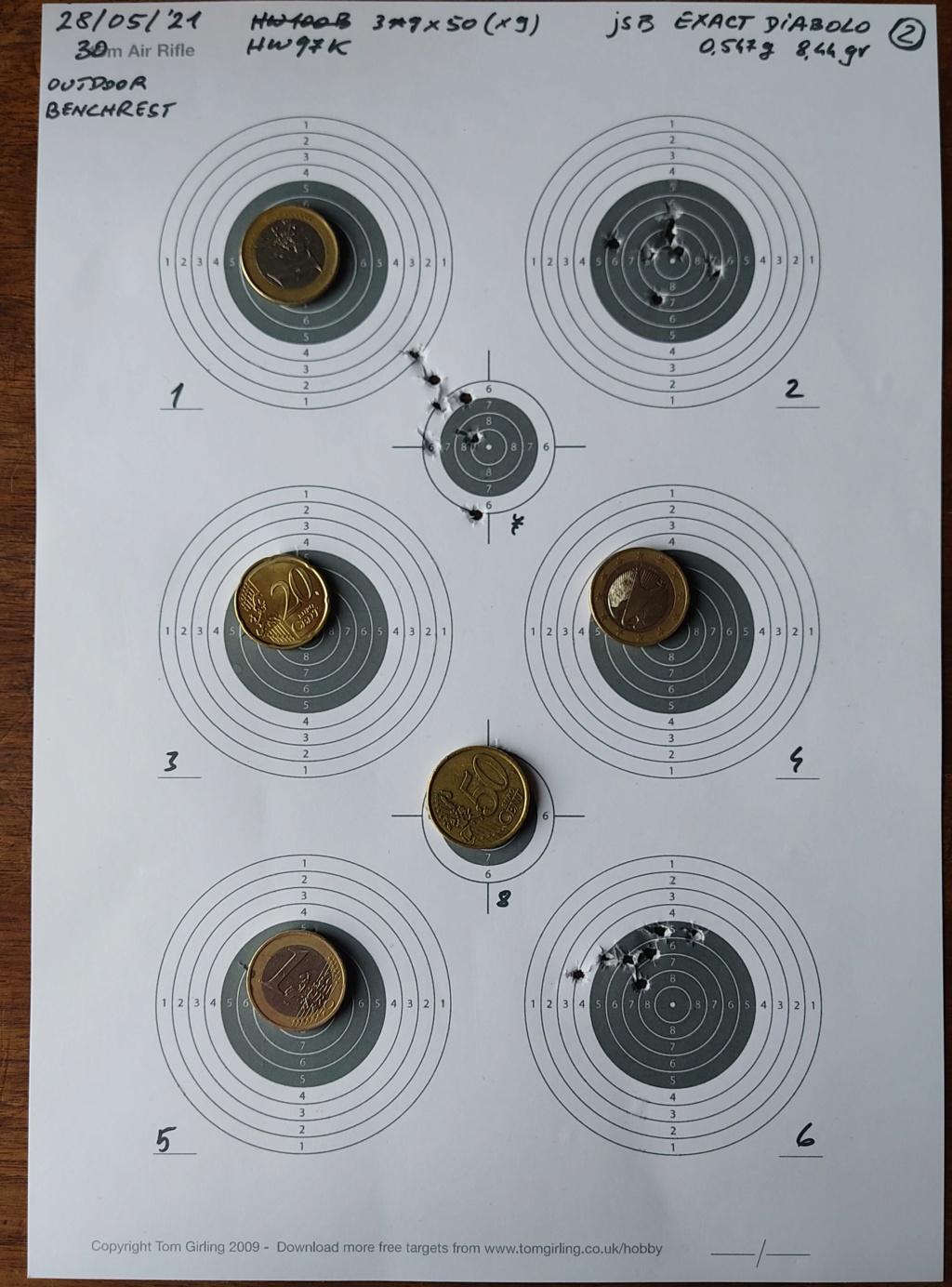 GECO 4,5mm / .177 + trois autres dans  HW97K  - Page 3 Img_2090