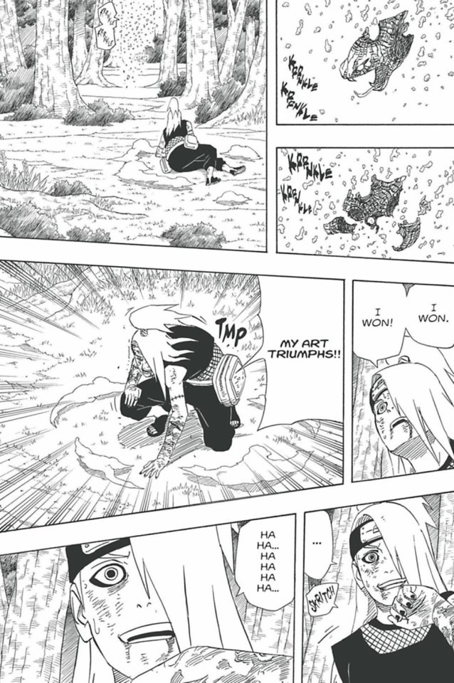 Se Itachi lutasse contra o madara como seria? Tumblr13