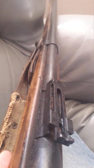 Berthier 07/15 avec canon 1892, culasse droite. - Page 2 20210825