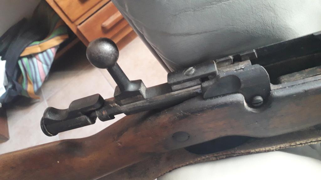Berthier 07/15 avec canon 1892, culasse droite. - Page 2 20210826