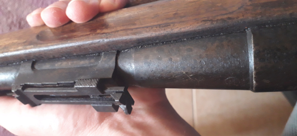 Berthier 07/15 avec canon 1892, culasse droite. Screen13