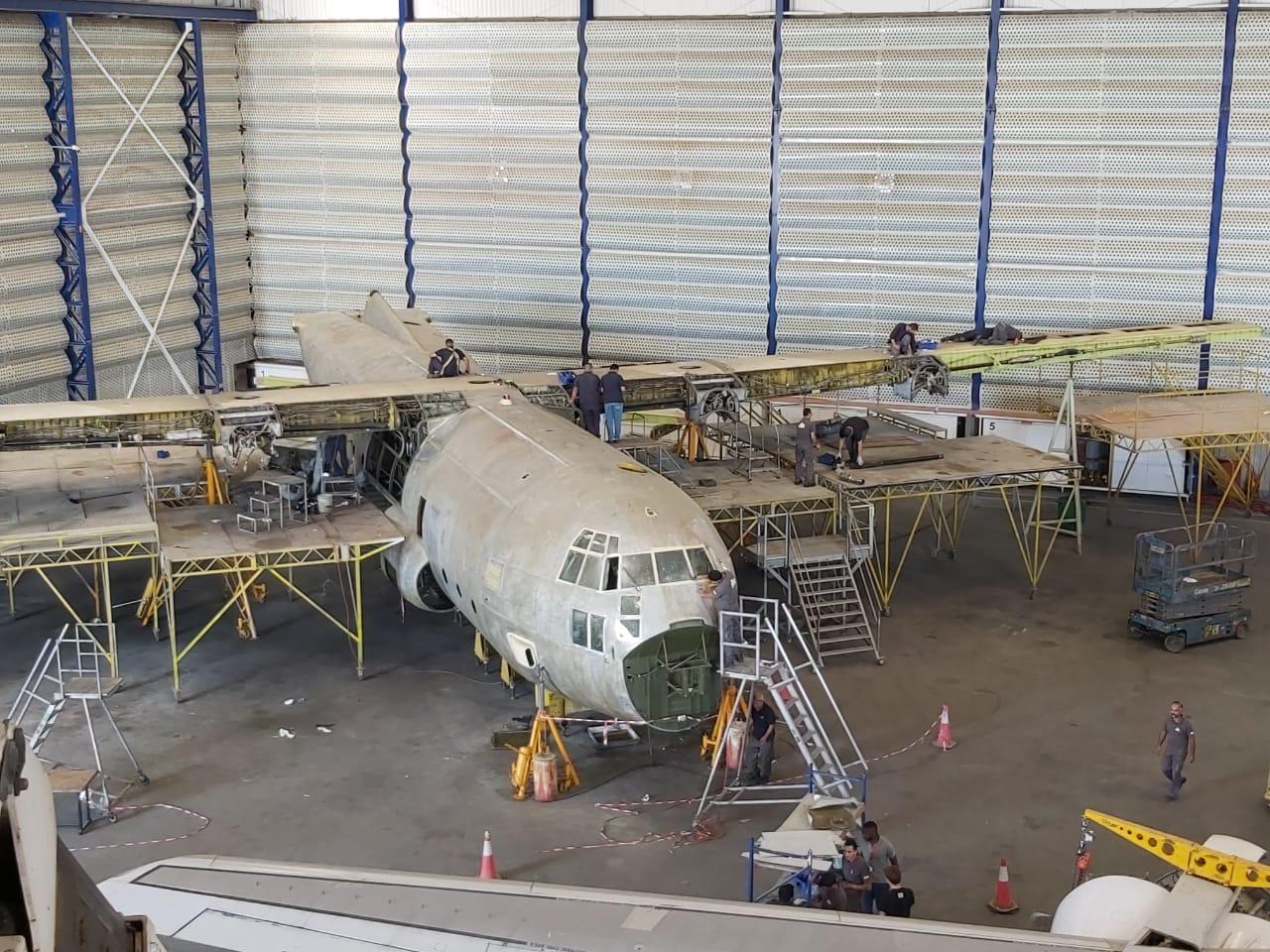 GV (Check-D) des C-130 010