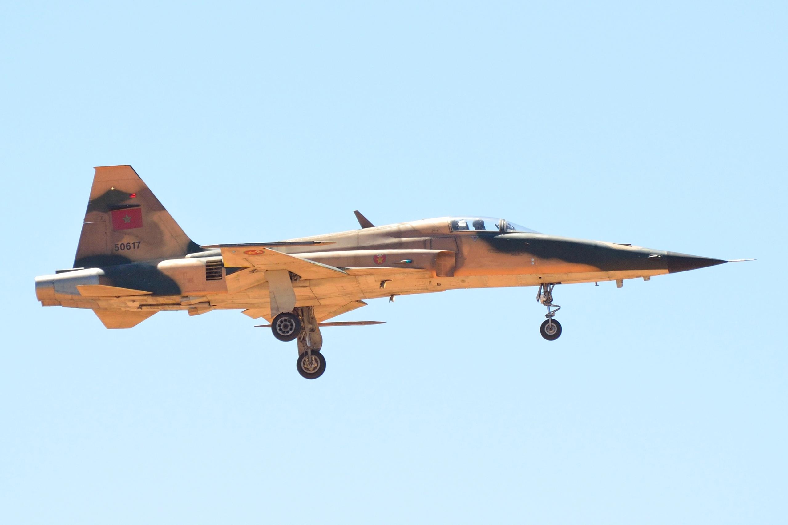 F-5A/B/E et F des FRA / RMAF Northrop F-5 Tiger III - Page 21 Clipb182