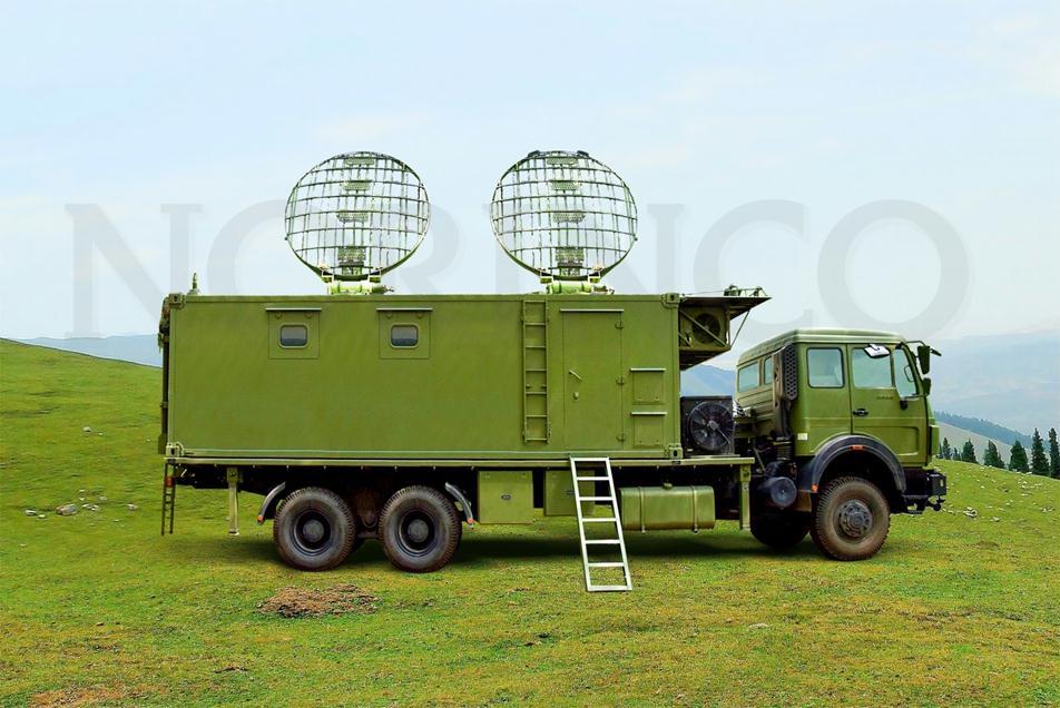 Sky Dragon 50 GAS2 Medium-Range Surface-to-Air defense missile Clipb187