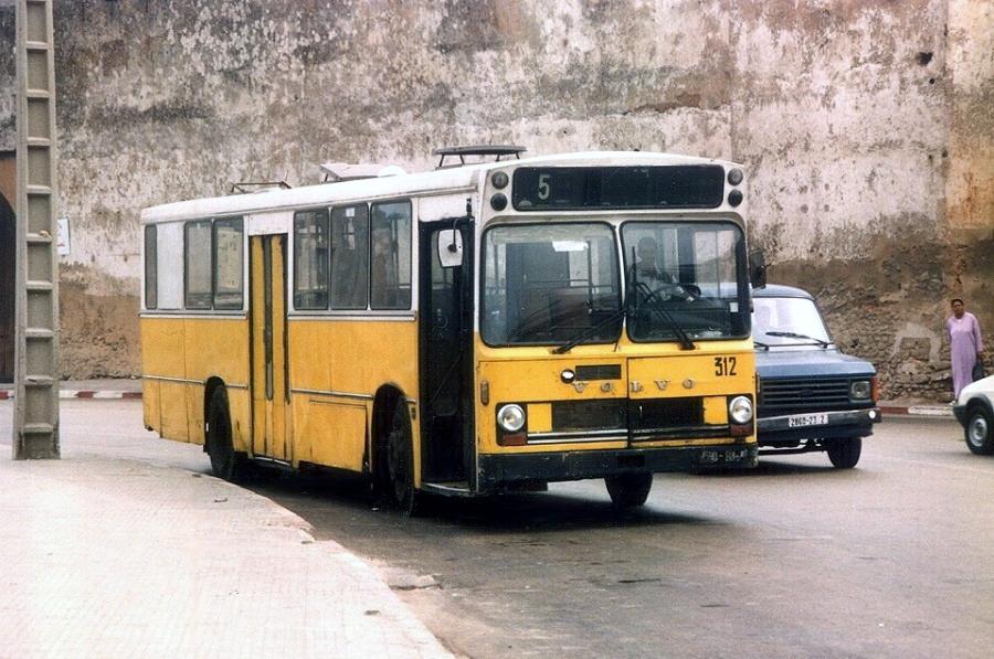 Transport Routier au Maroc - Histoire Clipb221