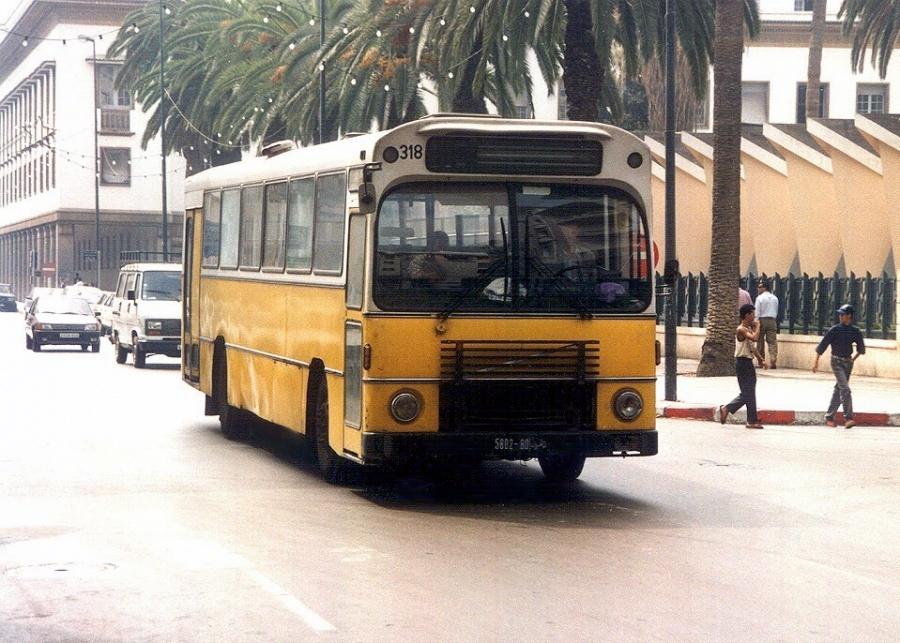 Transport Routier au Maroc - Histoire Clipb222
