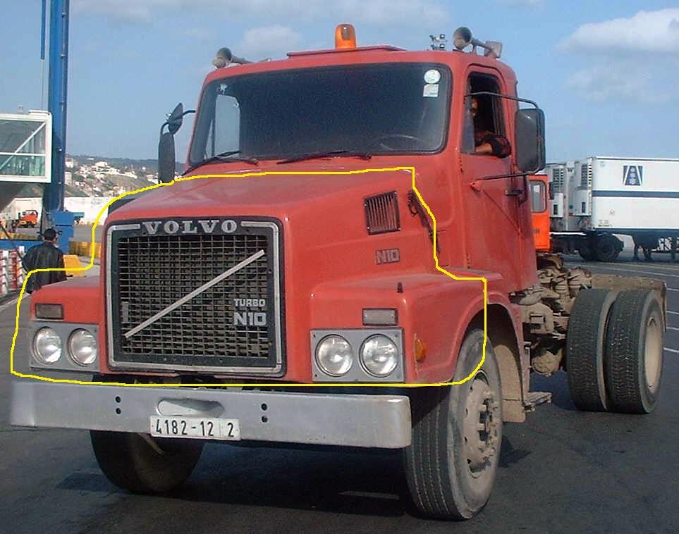 Transport Routier au Maroc - Histoire Clipb235
