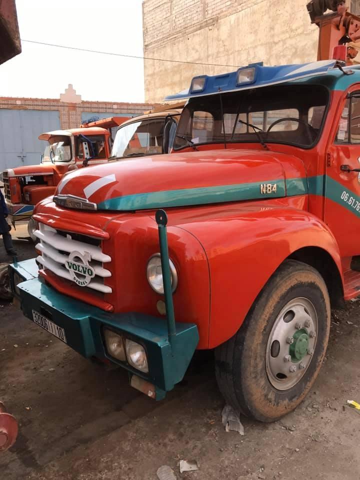 Transport Routier au Maroc - Histoire Clipb236