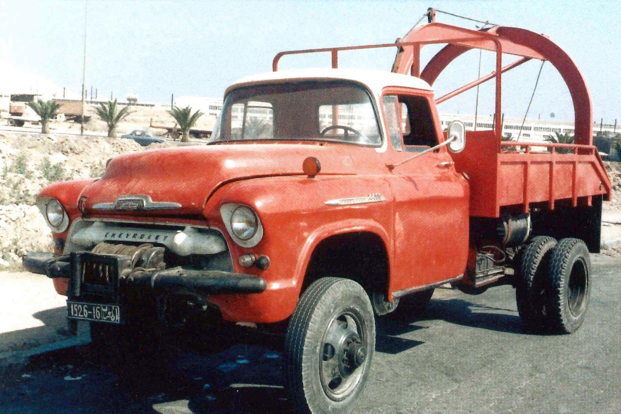 Transport Routier au Maroc - Histoire Clipb239