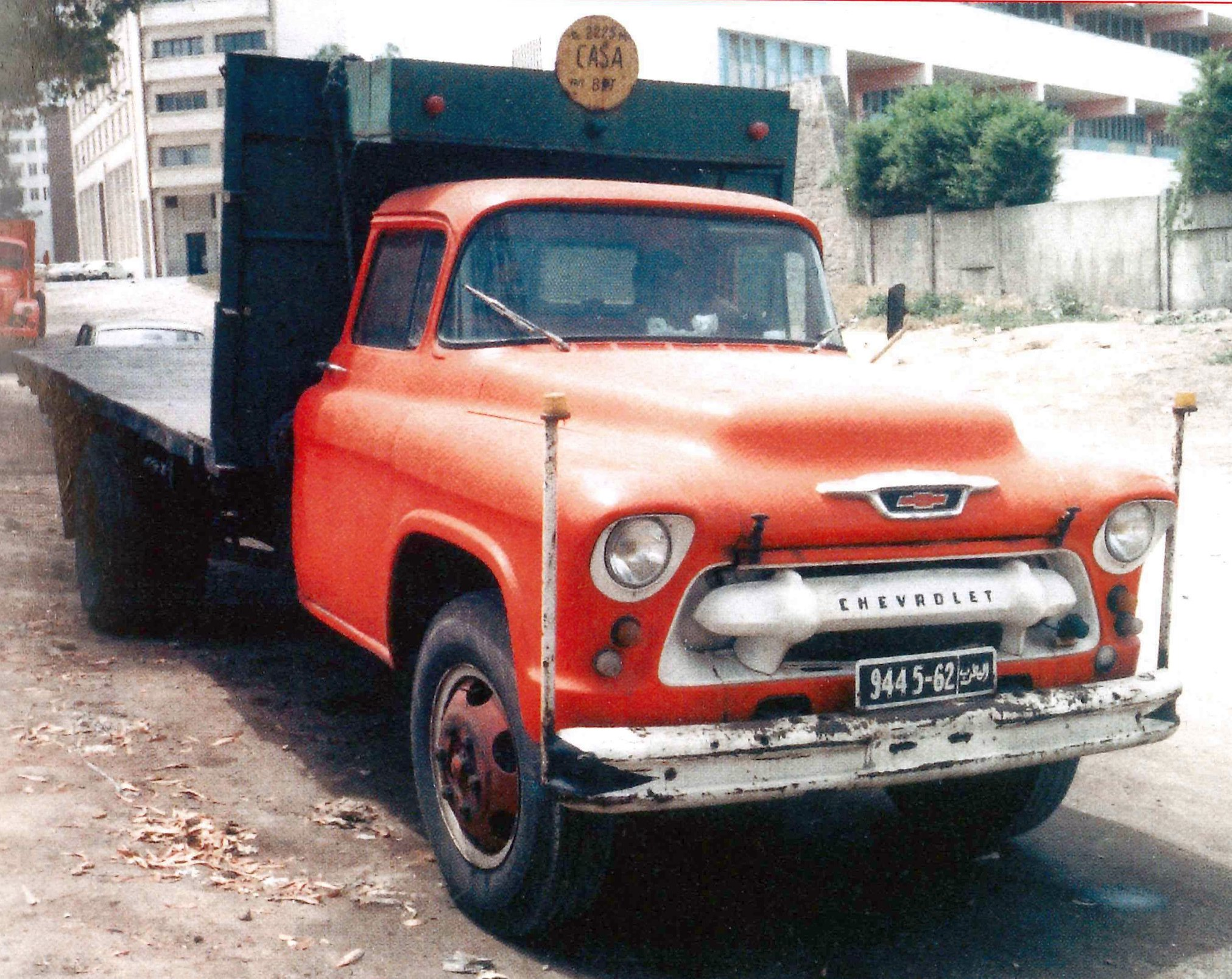 Transport Routier au Maroc - Histoire Clipb240
