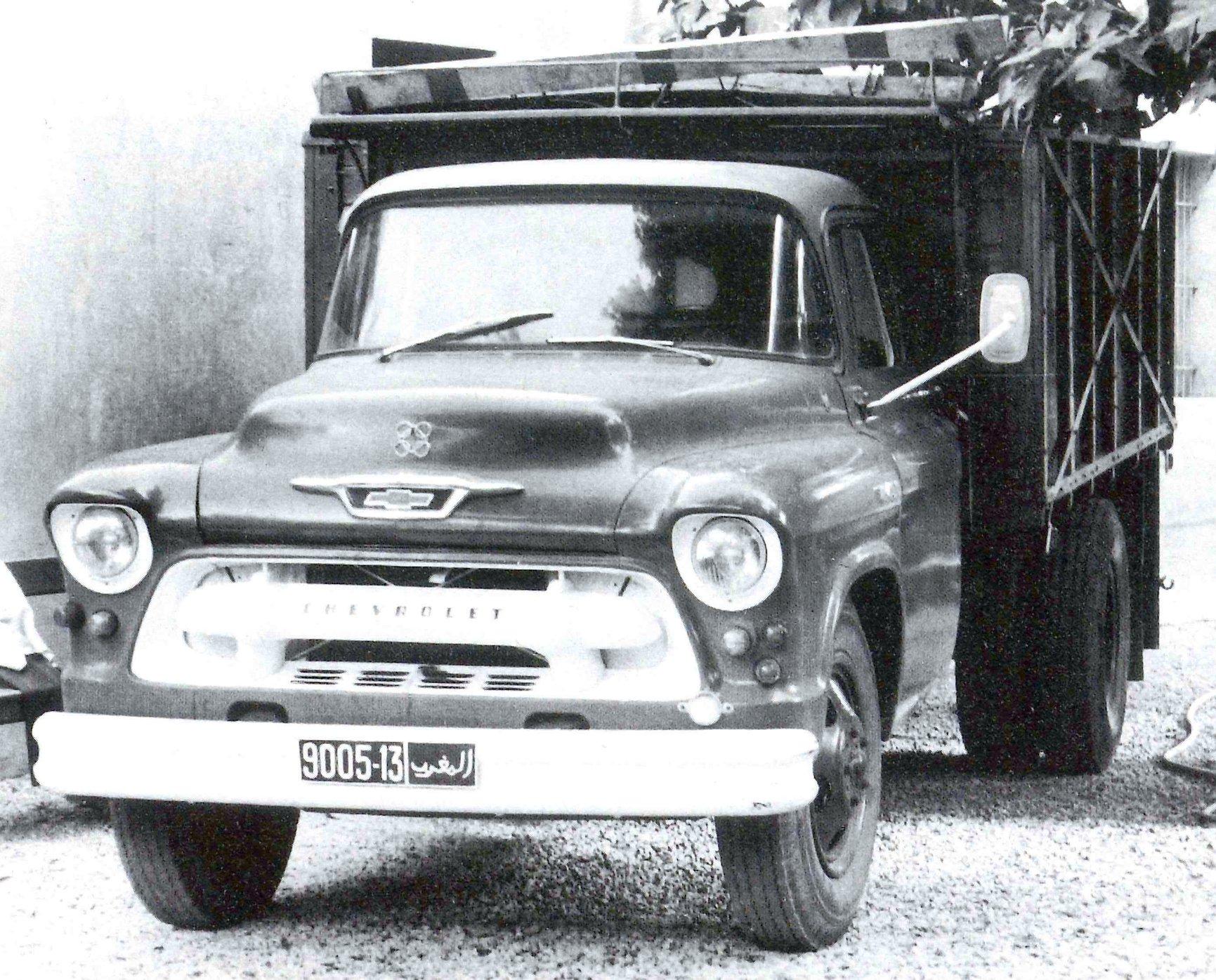 Transport Routier au Maroc - Histoire Clipb241