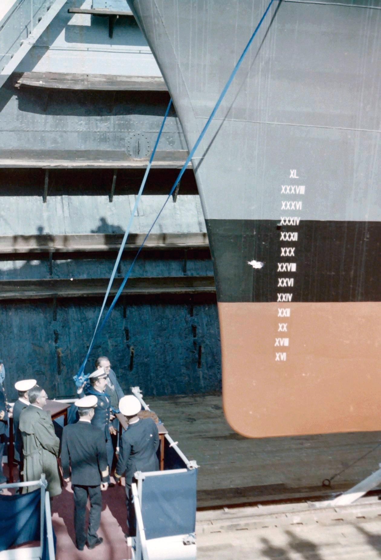 Royal Moroccan Navy Descubierta Frigate / Corvette Lt Cl Errahmani - Bâtiment École - Page 4 Clipb483