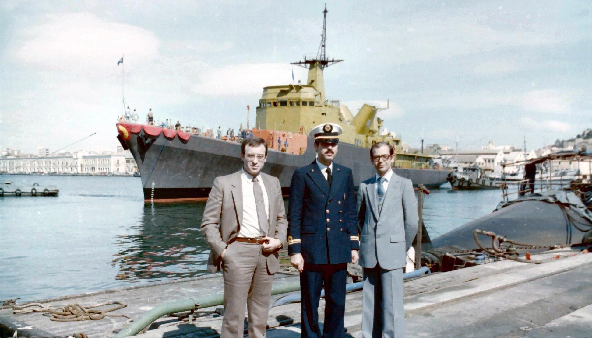 Royal Moroccan Navy Descubierta Frigate / Corvette Lt Cl Errahmani - Bâtiment École - Page 4 Clipb486