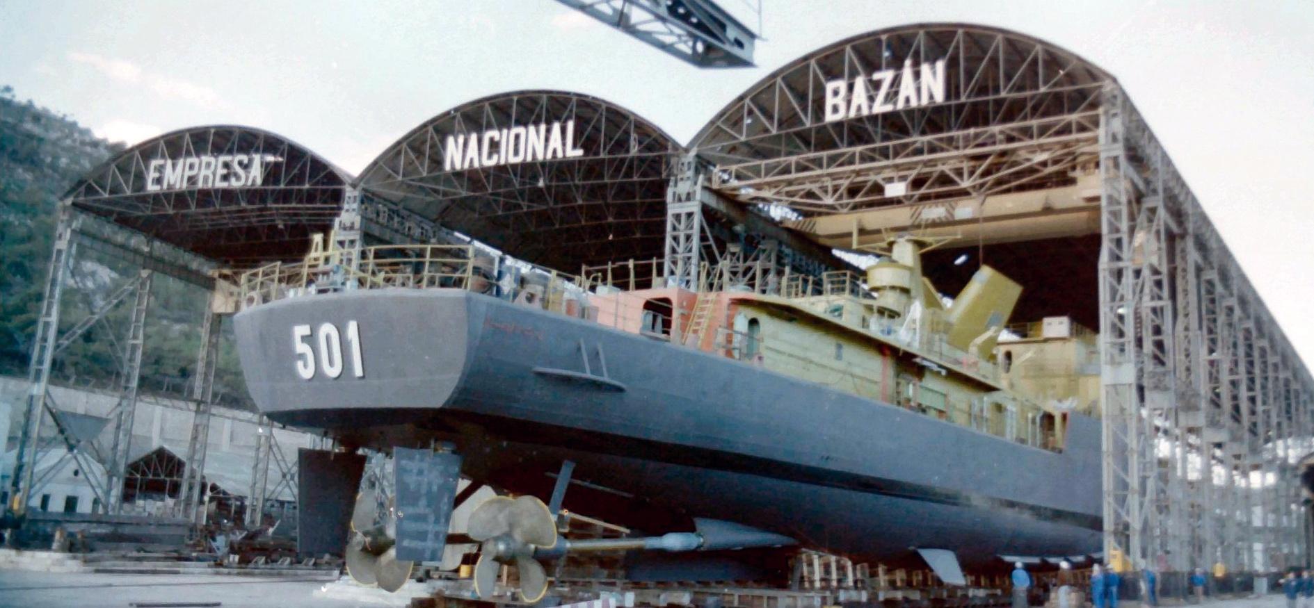 Royal Moroccan Navy Descubierta Frigate / Corvette Lt Cl Errahmani - Bâtiment École - Page 4 Clipb492