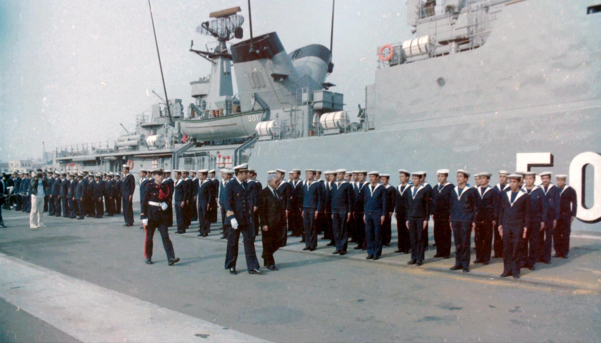 Royal Moroccan Navy Descubierta Frigate / Corvette Lt Cl Errahmani - Bâtiment École - Page 4 Clipb529