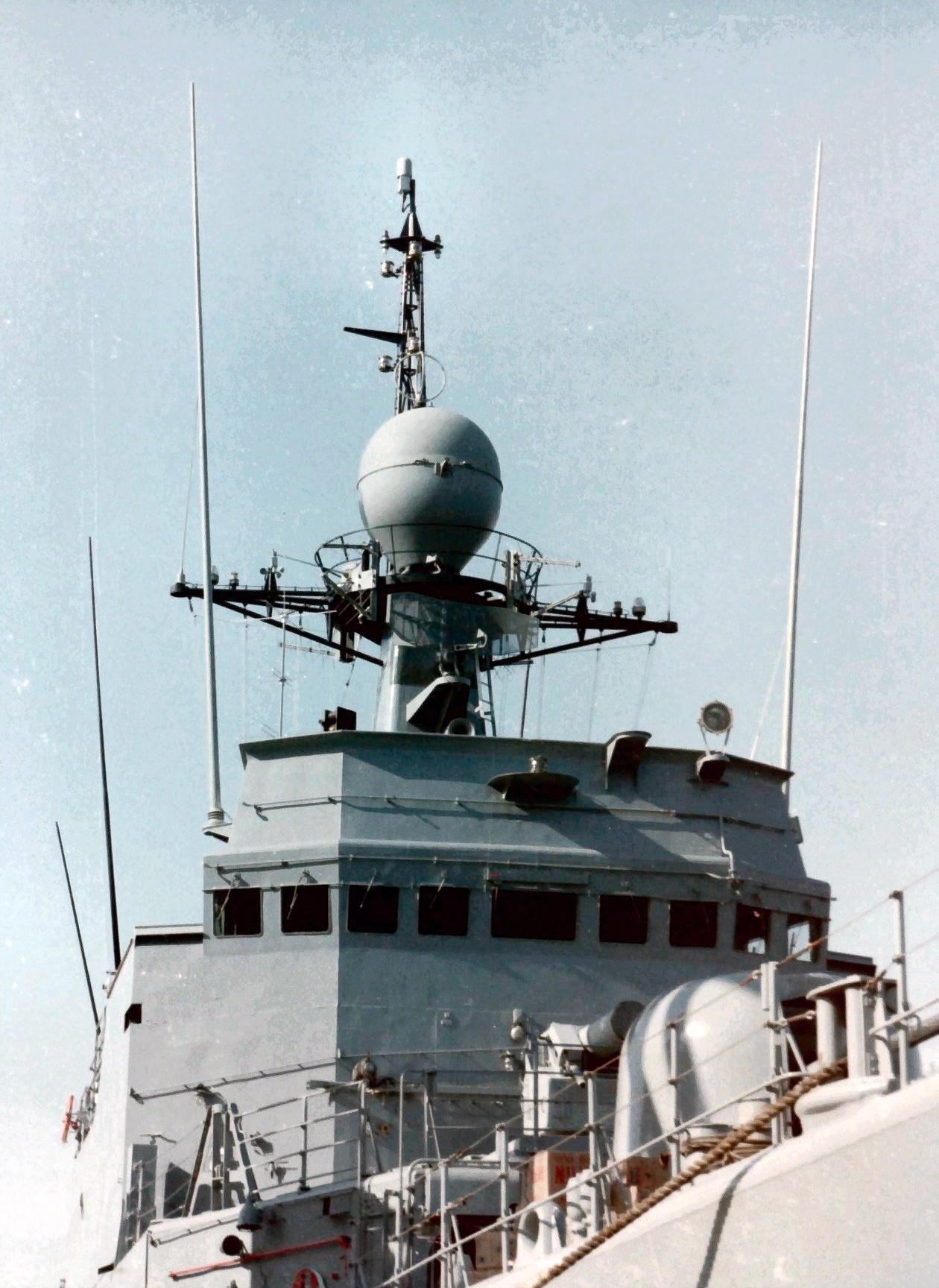 Royal Moroccan Navy Descubierta Frigate / Corvette Lt Cl Errahmani - Bâtiment École - Page 4 Clipb532