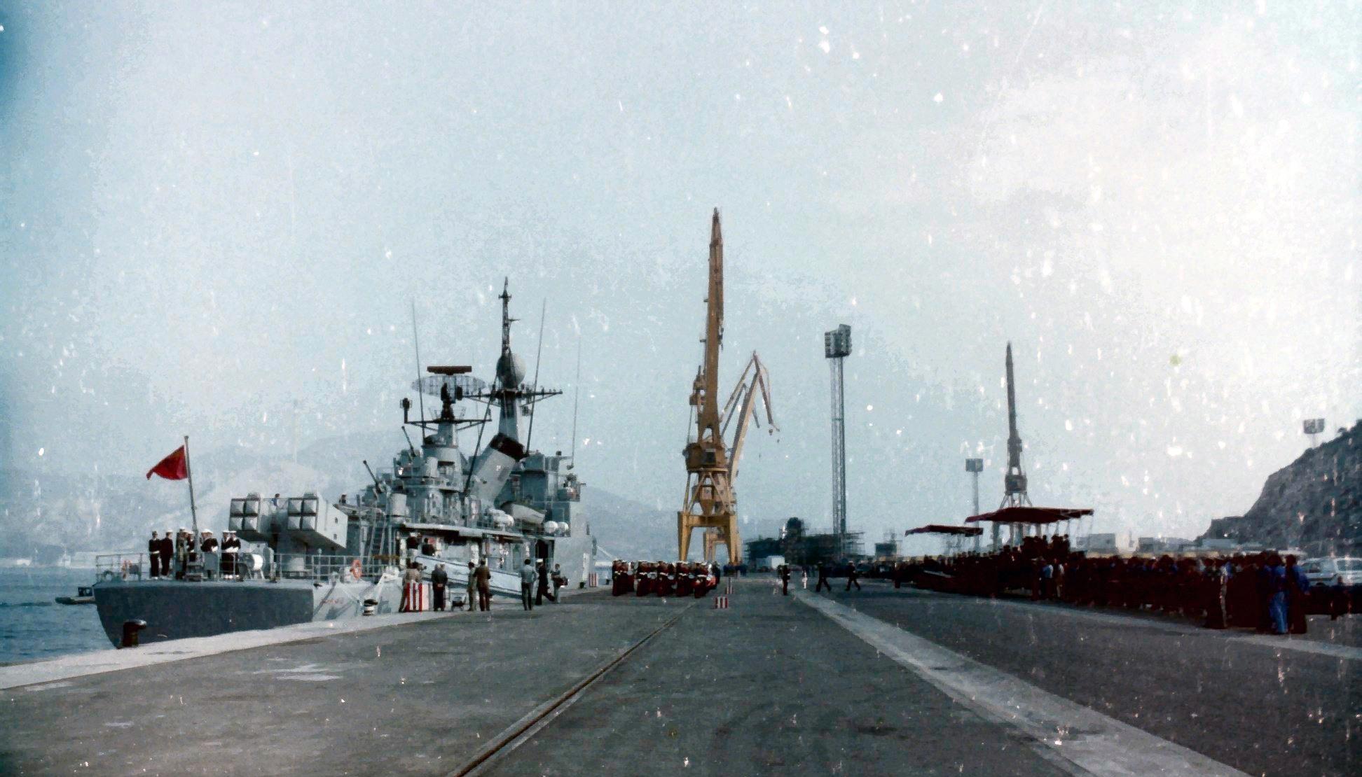 Royal Moroccan Navy Descubierta Frigate / Corvette Lt Cl Errahmani - Bâtiment École - Page 4 Clipb536
