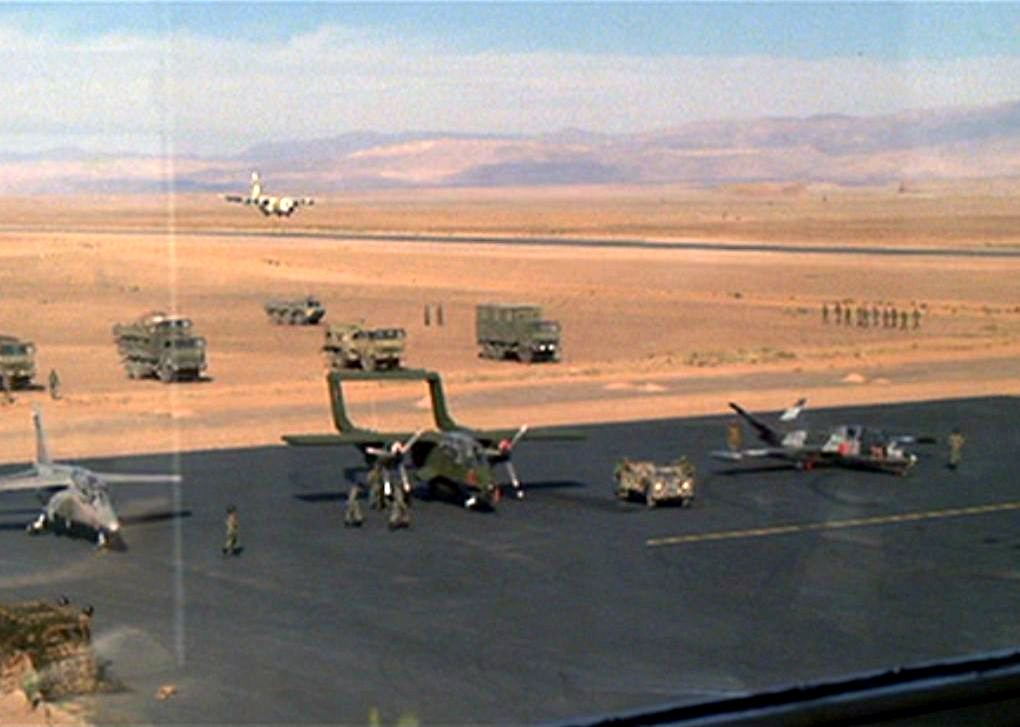 Les FAR et le Cinema / Moroccan Armed Forces in Movies - Page 11 Clipb550