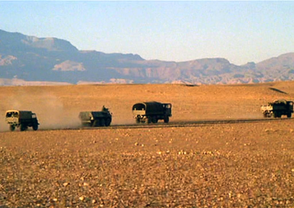 Les FAR et le Cinema / Moroccan Armed Forces in Movies - Page 11 Clipb554