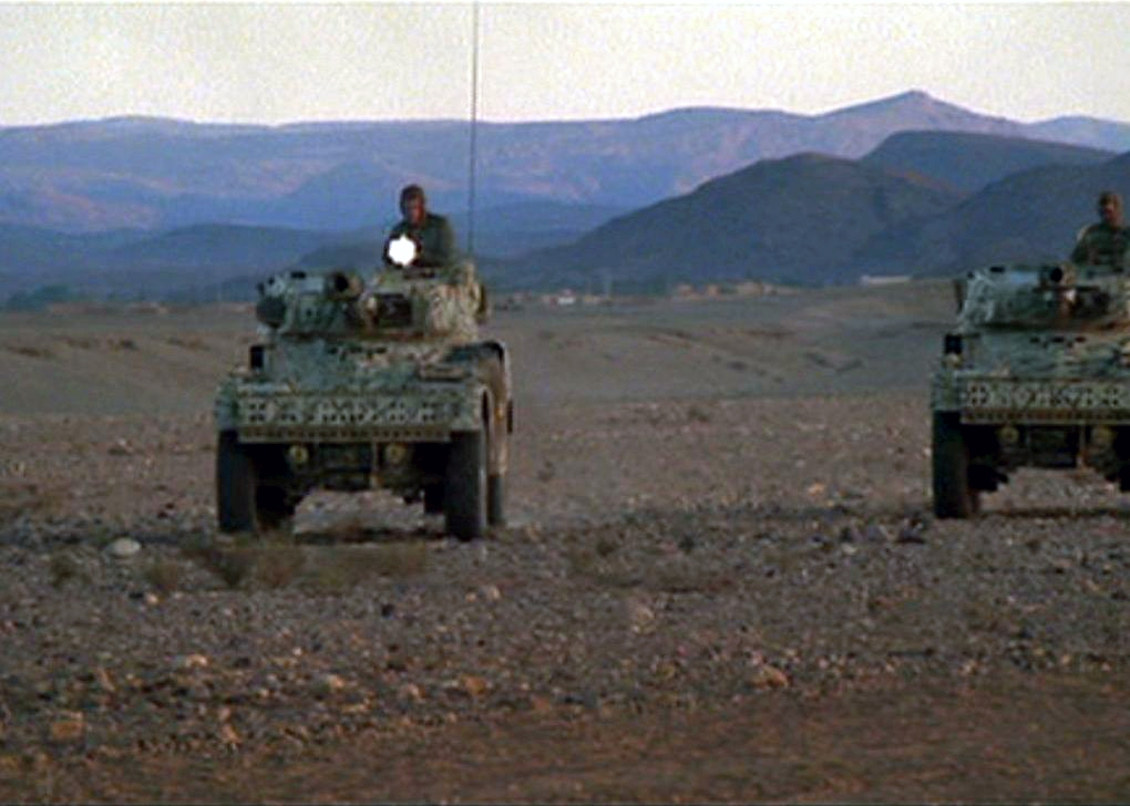 Les FAR et le Cinema / Moroccan Armed Forces in Movies - Page 11 Clipb556