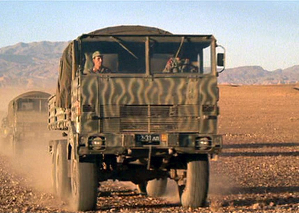 Les FAR et le Cinema / Moroccan Armed Forces in Movies - Page 11 Clipb557