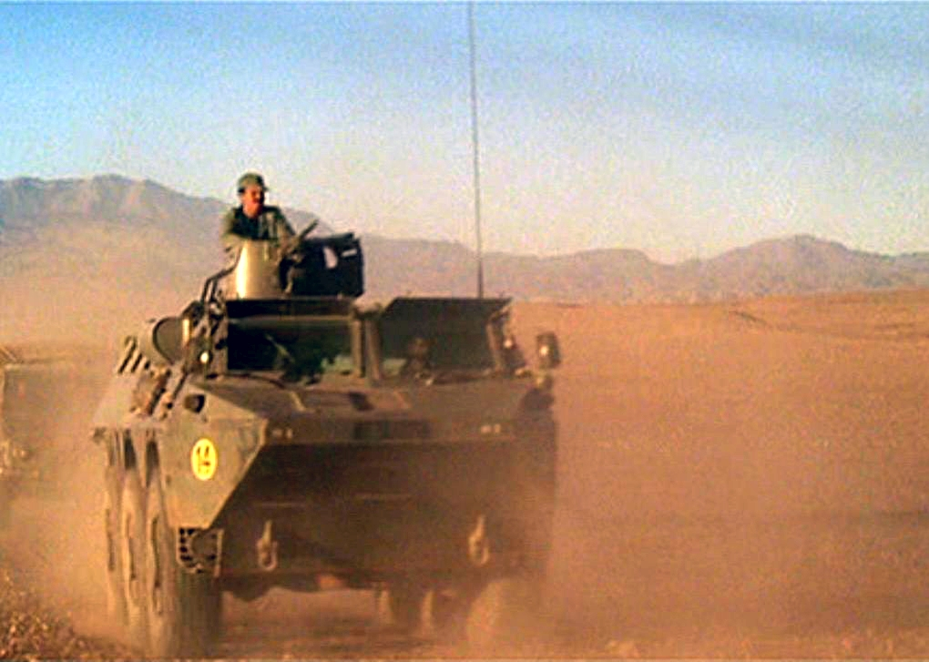 Les FAR et le Cinema / Moroccan Armed Forces in Movies - Page 11 Clipb558