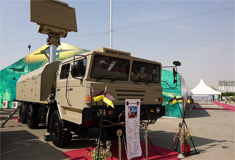 Sky Dragon 50 GAS2 Medium-Range Surface-to-Air defense missile Hq-16a10
