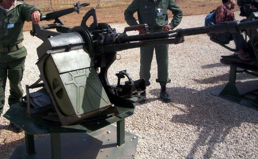 Photos - Armes Infanterie Zpu-110