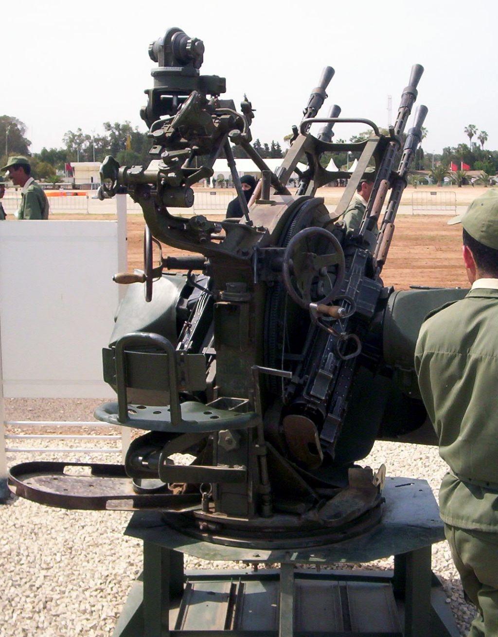 Photos - Armes Infanterie Zpu-4-10