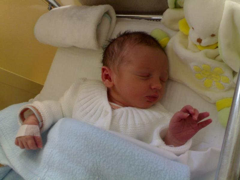 Lucas est né!!! 05082012