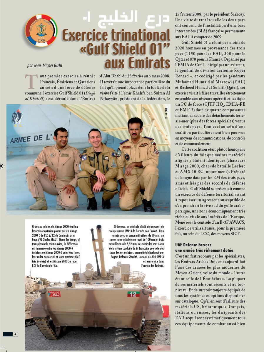 Armée Emirati/Union Defence Force (UAE) - Page 2 Eau110