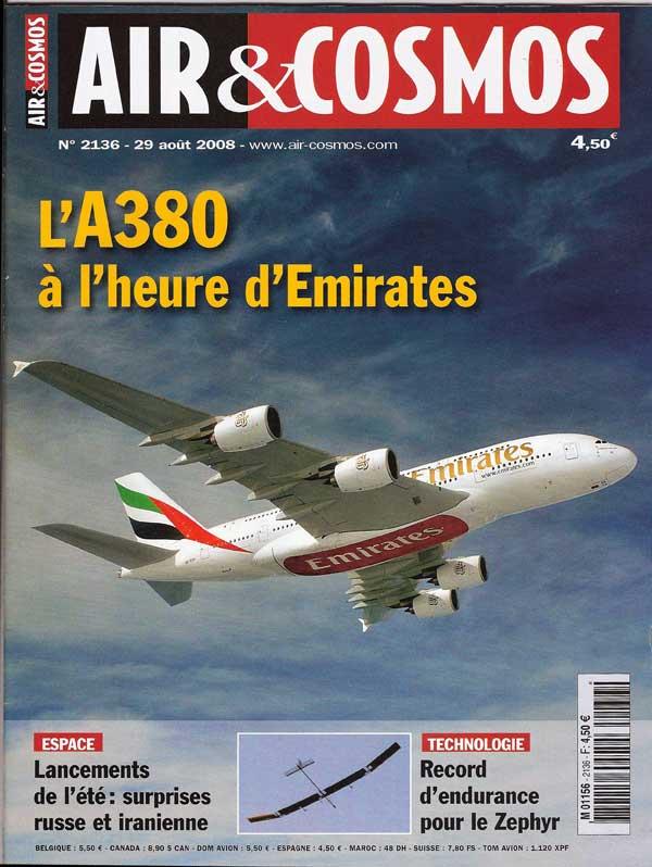 """Revues : """"Air et cosmos"""" numéro 2136 Air_et10"""