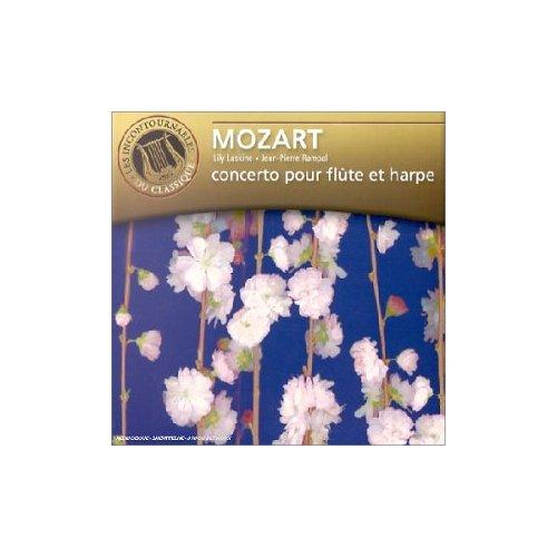Mozart: concertos pour vents 41jr8110