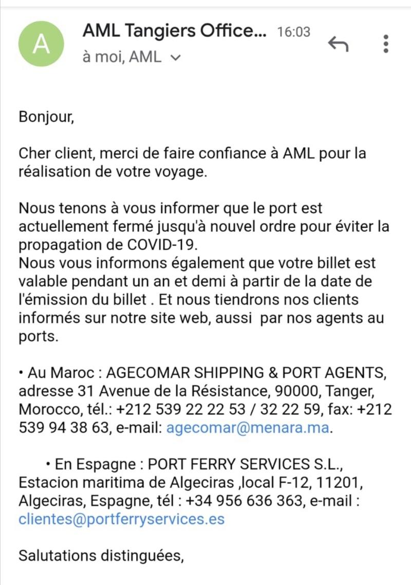 [Maroc/Le Bateau] compagnie AML - Page 2 Scree111