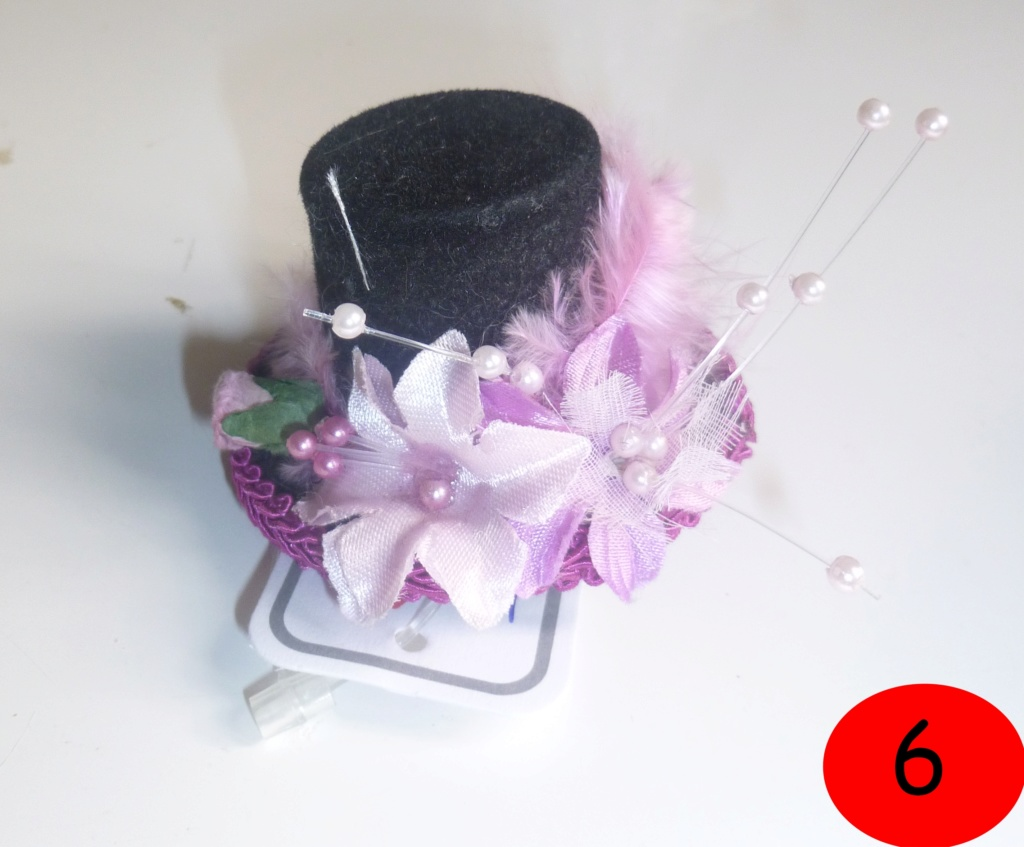 MAJ Tenue steampunk :Chapeau, Masques ,tenues EID SD MMF 00310