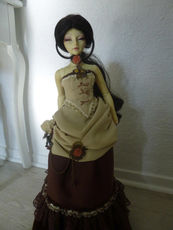 MAJ Tenue steampunk :Chapeau, Masques ,tenues EID SD MMF 00412
