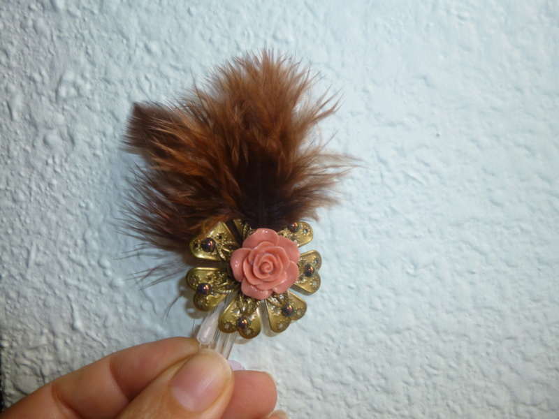 MAJ Tenue steampunk :Chapeau, Masques ,tenues EID SD MMF 02810
