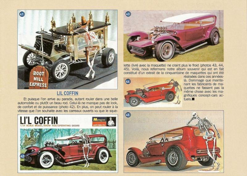 """Article Model Car Magazine : les """" show rods """" Showro15"""