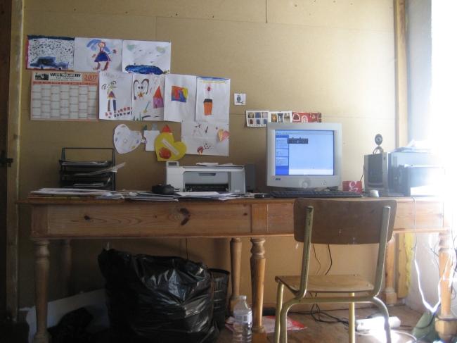 Le décor autour de votre ordinateur ... est_ce indiscret ? Bureau10