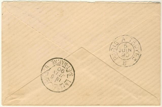 article paru dans les documents philateliques 15561366