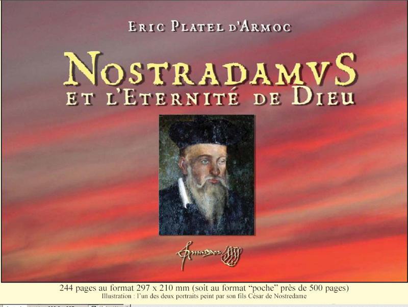 Nostradamus et l'éternité de Dieu par Eric MARDOC Eric_m10