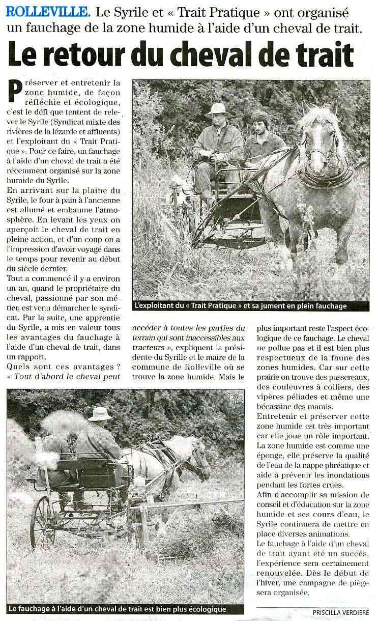 verdiere - Le retour du cheval de trait à Rolleville Rollev10