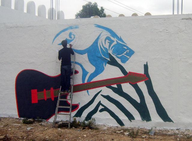 علاء الفرحاني 2007-2010 Alaafa11