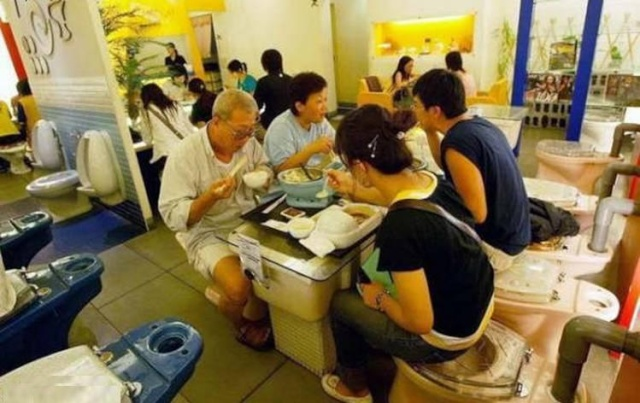 مطاعم تايوان - تصاميم غريبة Image011