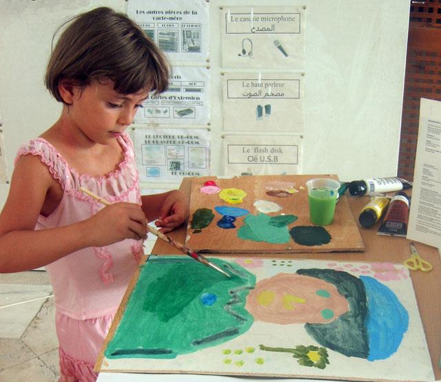 مرسم الأطفال بالقيروان Safine10